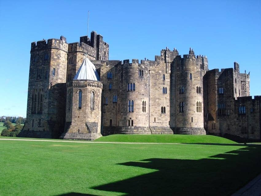 Find British - Alnwick Castle