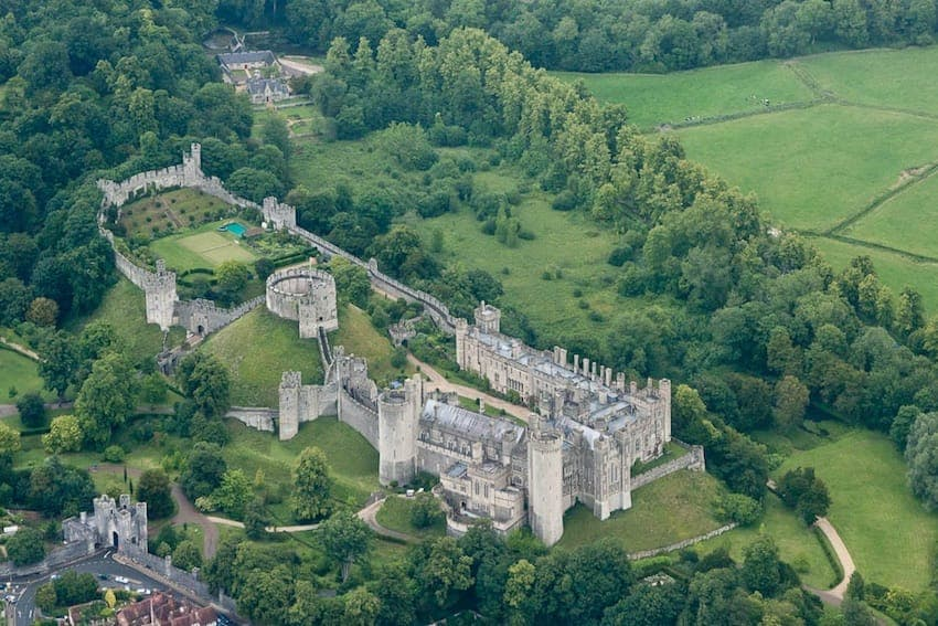 Find British - Arundel Castle