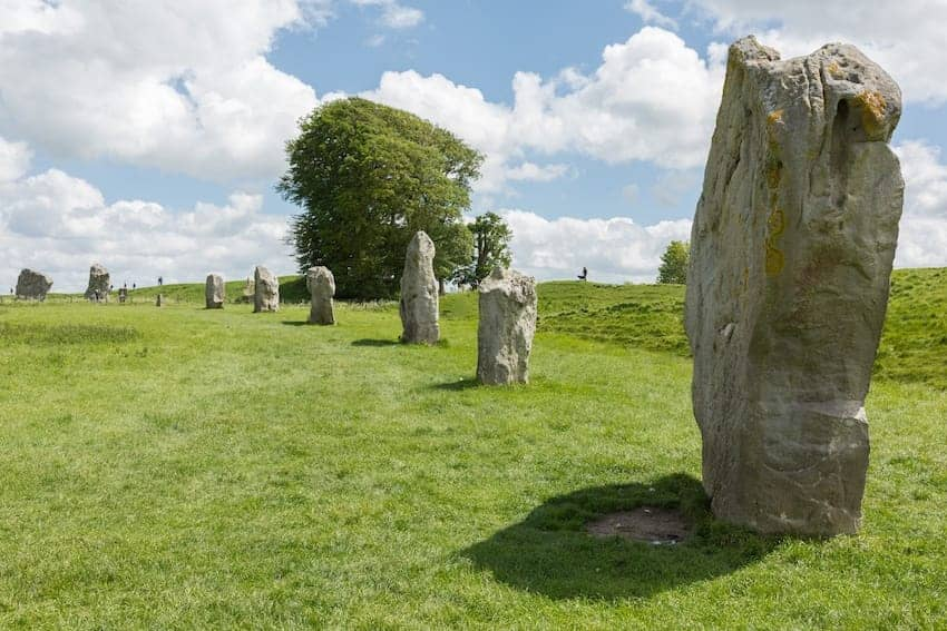 Find British - Avebury Stone Circle