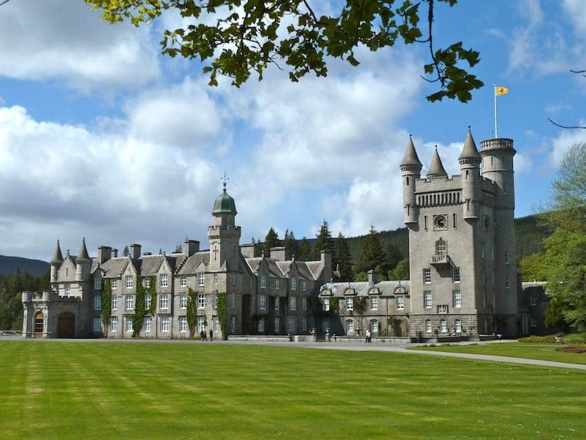 Find British - Balmoral Castle