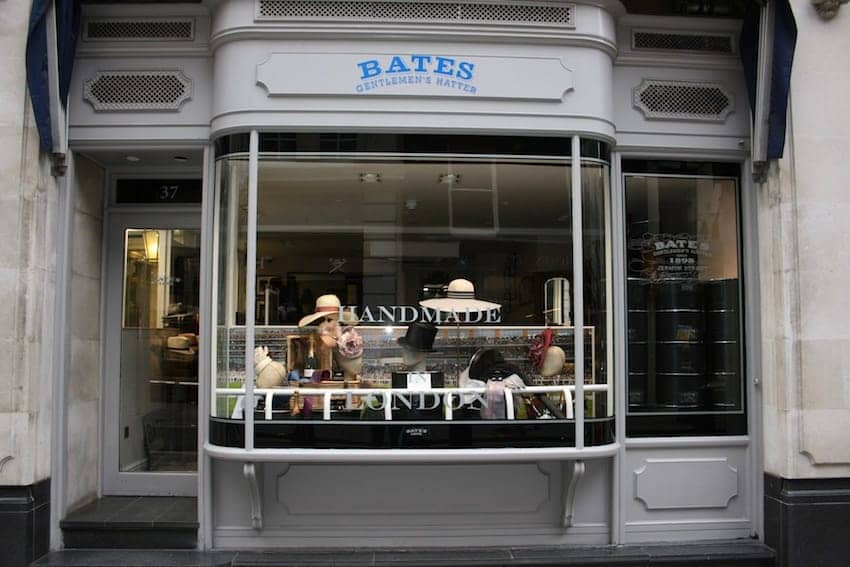 Find British - Bates Gentlemen's Hatter