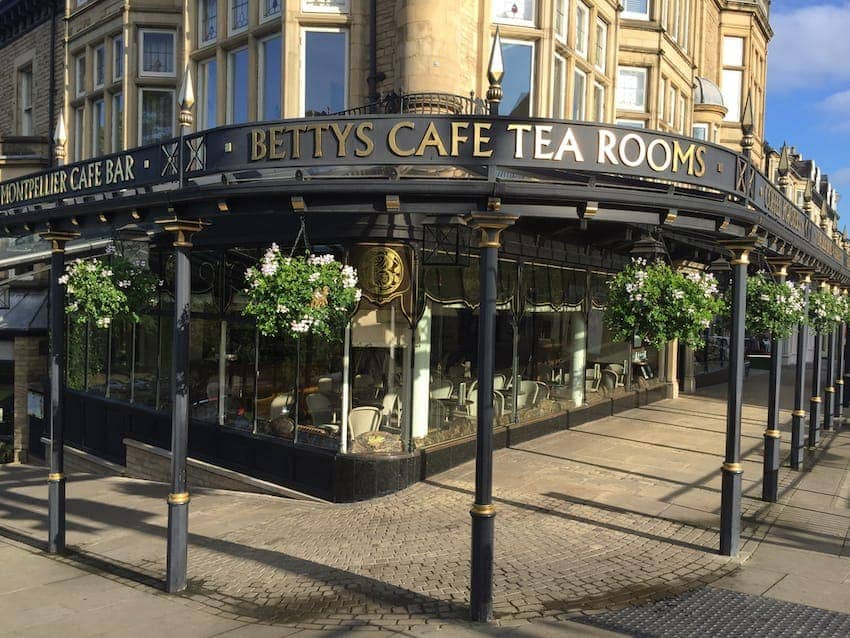 Find British - Bettys Cafe Tea Rooms