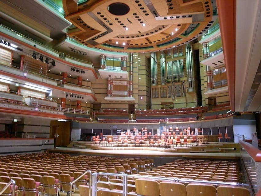 Find British - Birmingham Symphony Hall