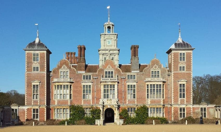 Find British - Blickling Hall