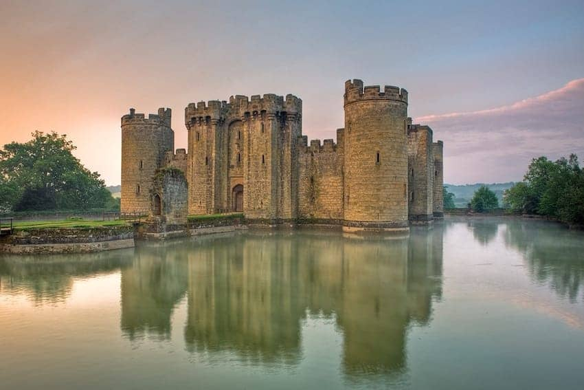 Find British - Bodiam Castle