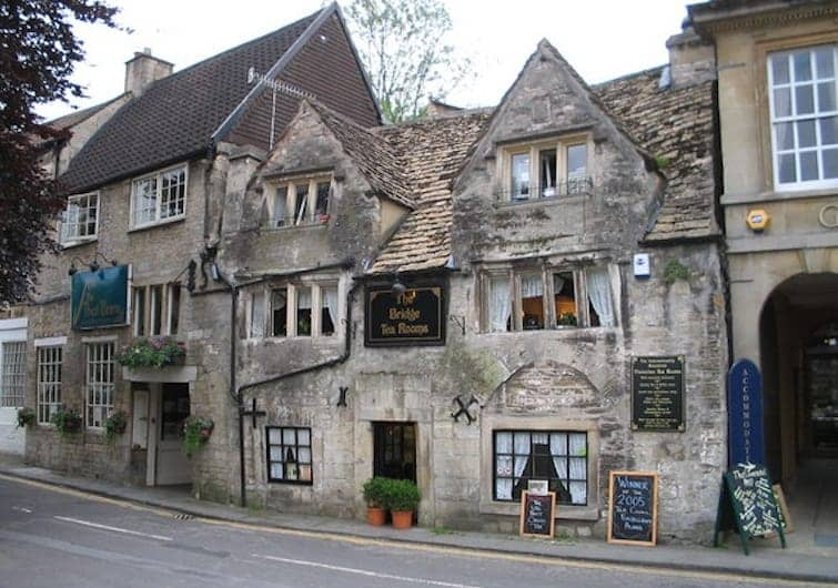 The Bridge Tea Rooms, Bradford on Avon