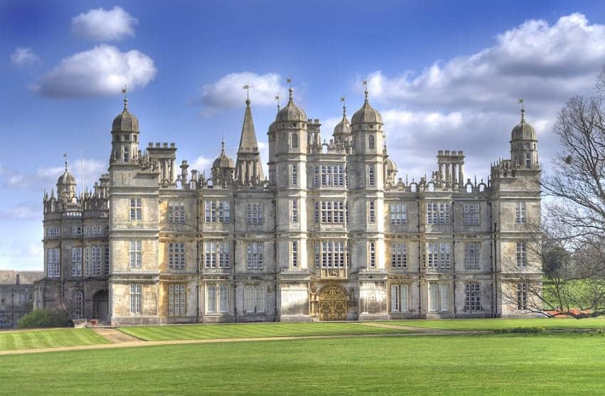 Find British - Burghley House