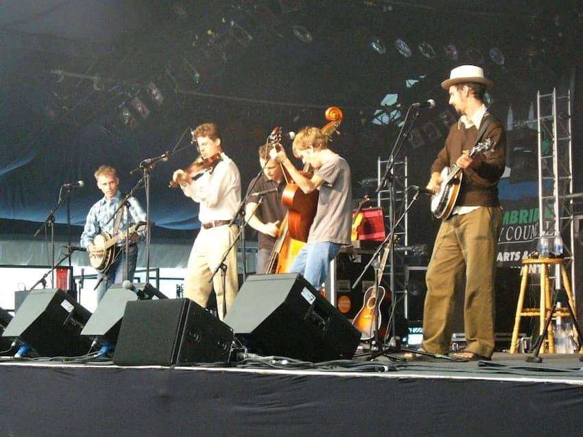 Find British - Cambridge Folk Festival