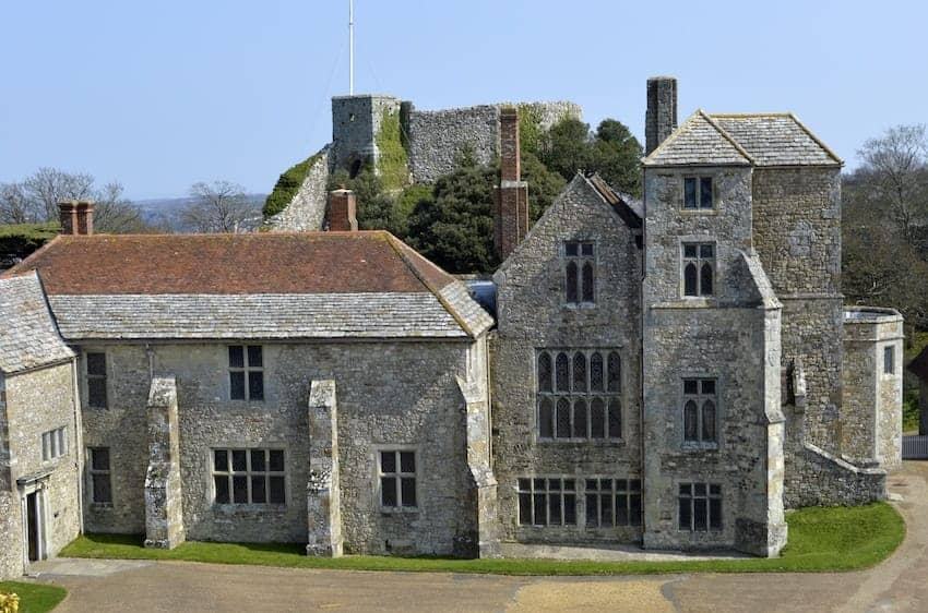 Find British - Carisbrooke Castle