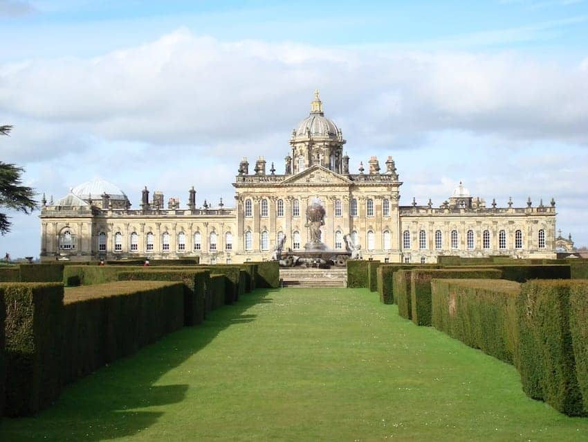 Find British - Castle Howard