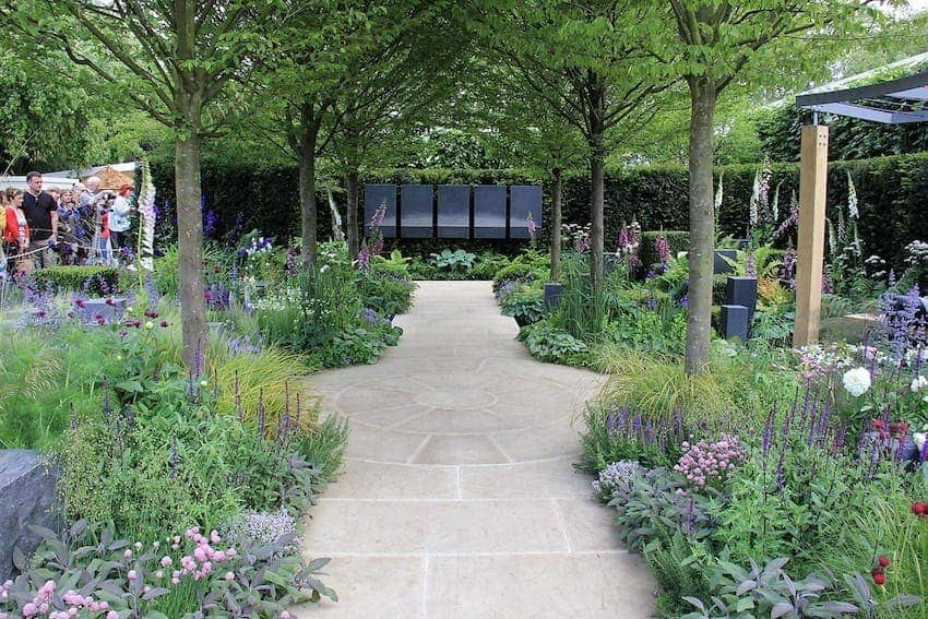 Quintessentially British - Chelsea Flower Show
