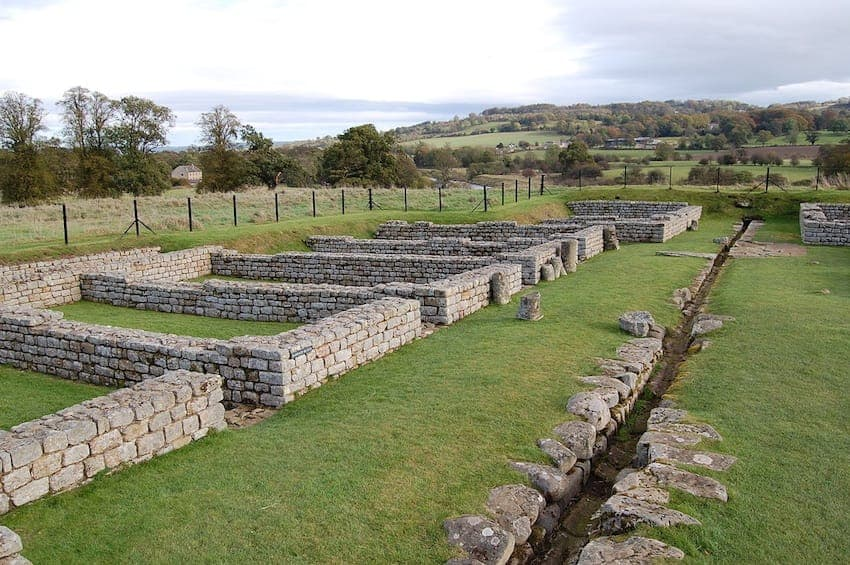 Find British - Chesters Roman Fort