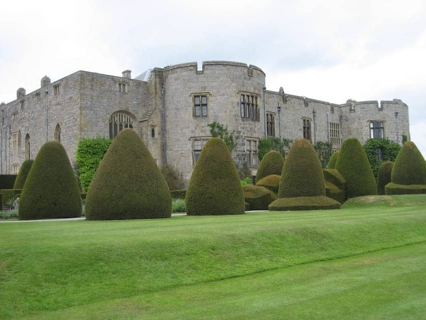 Find British - Chirk Castle