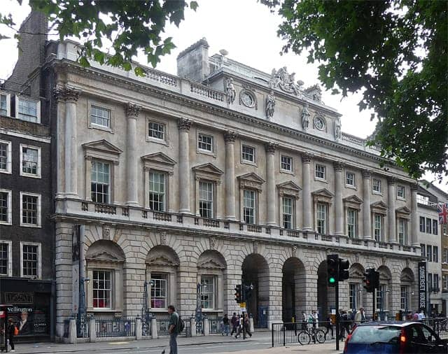 Courtauld Institute of Art - Somerset House