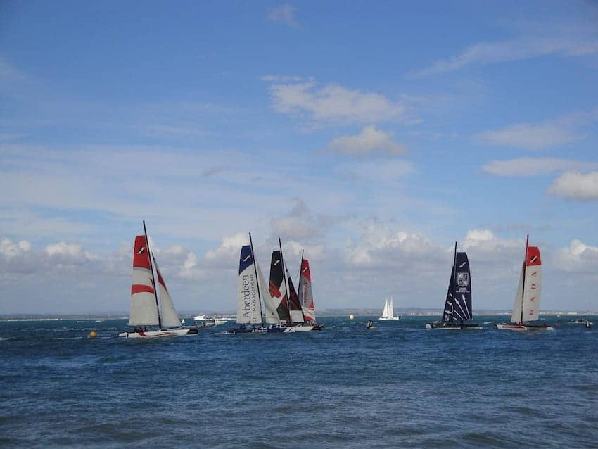 Quintessentially British - Cowes Week