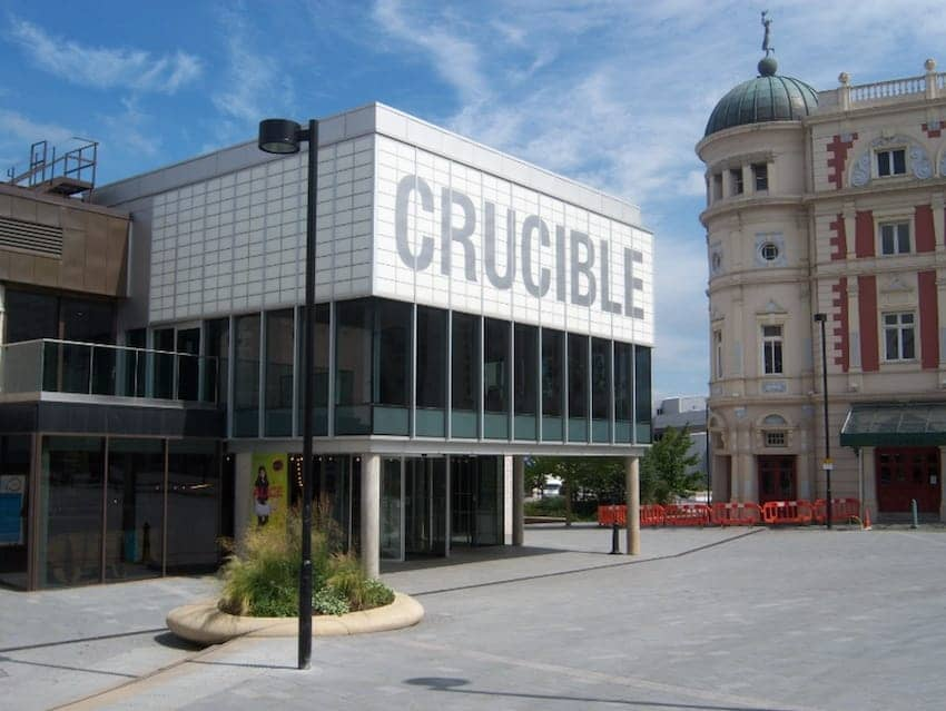 Find British - Crucible Theatre