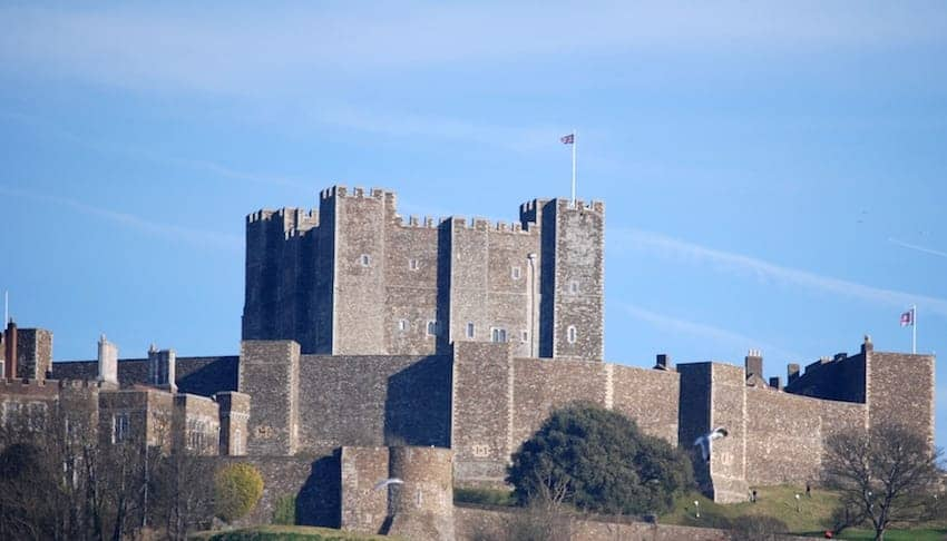 Find British - Dover Castle