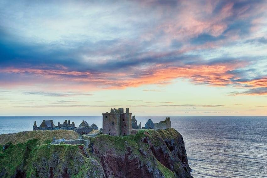 Find British - Dunnottar Castle