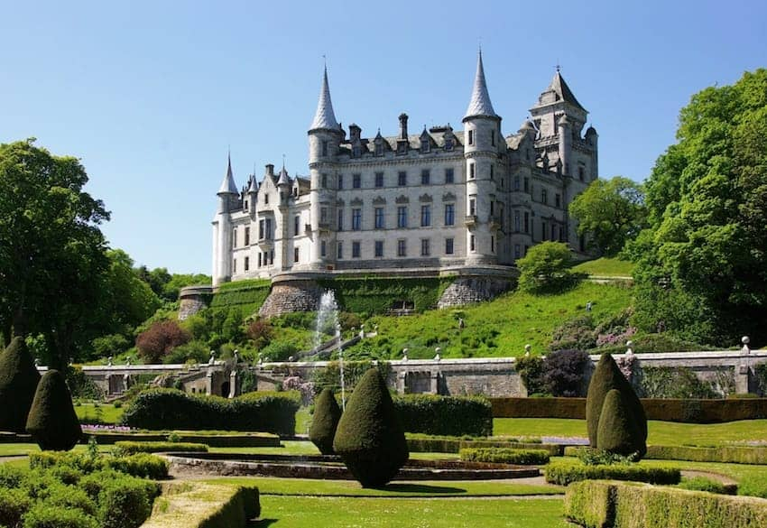 Find British - Dunrobin Castle