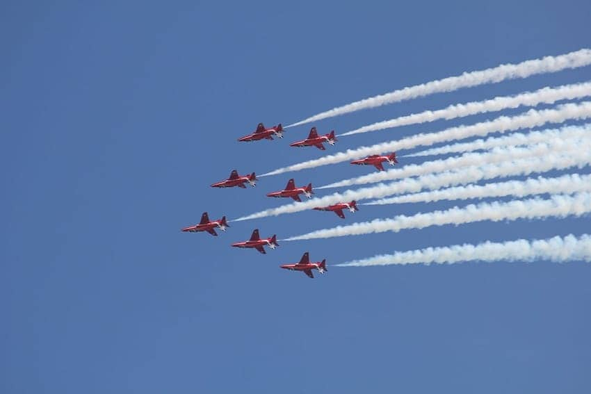Eastbourne International Airshow - Airbourne