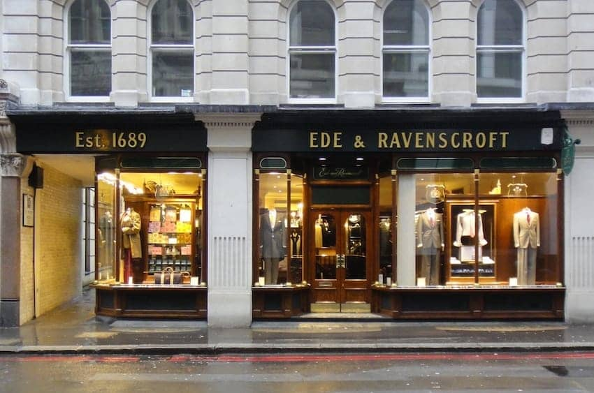 Find British - Ede & Ravenscroft