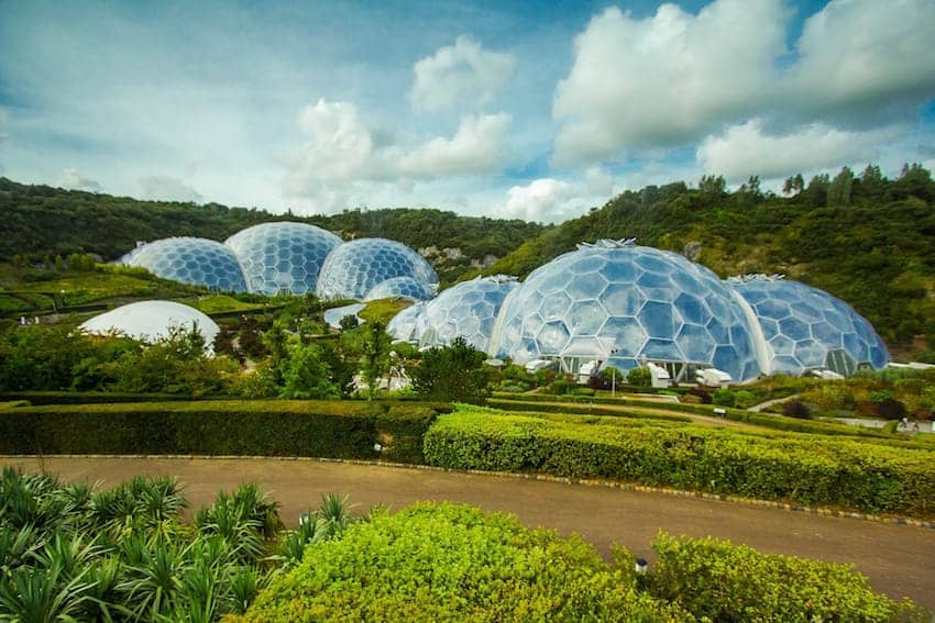 Find British - The Eden Project