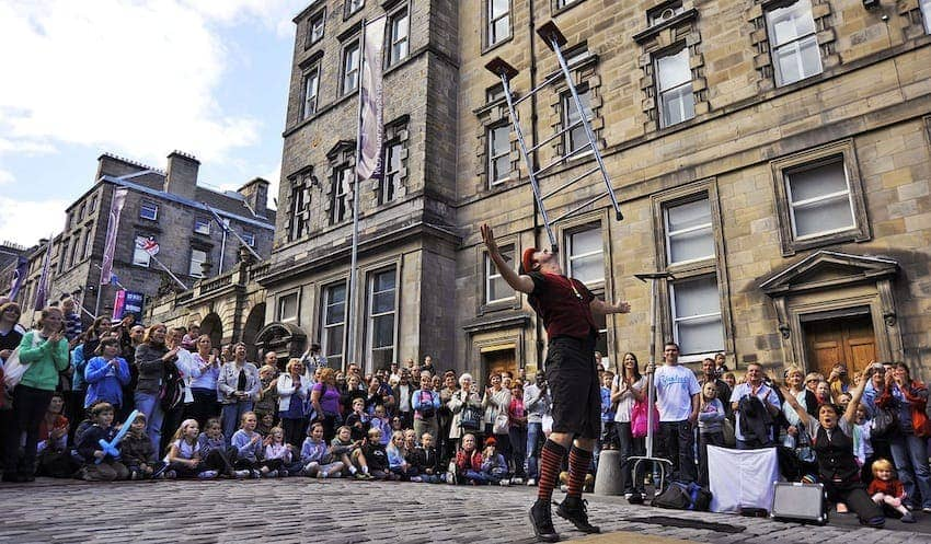 Find British - Edinburgh Festival Fringe