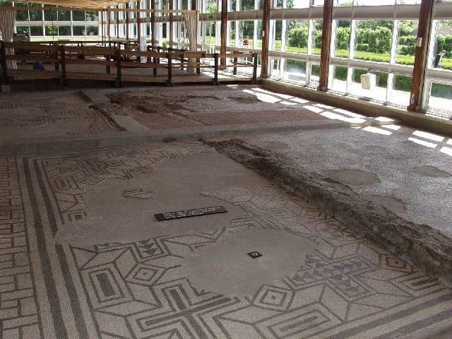 Find British - Fishbourne Roman Palace