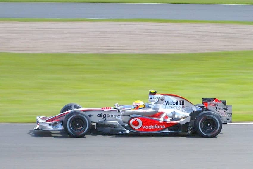 Formula One - British Grand Prix