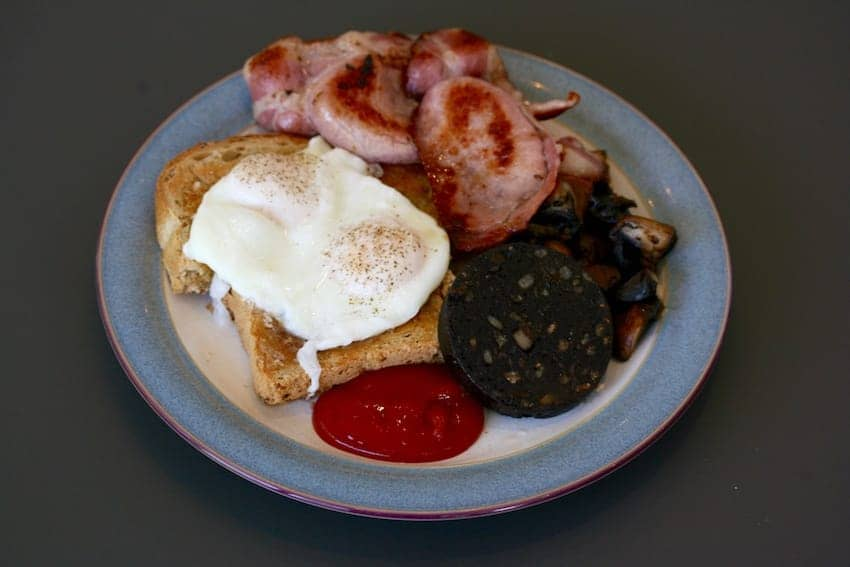 Find British - Full Breakfast