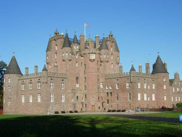 Find British - Glamis Castle