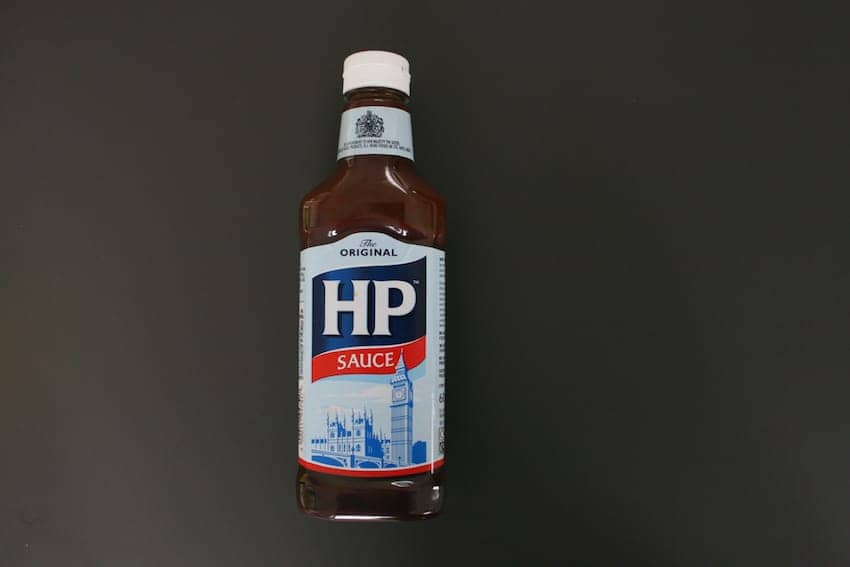 Find British - HP Sauce