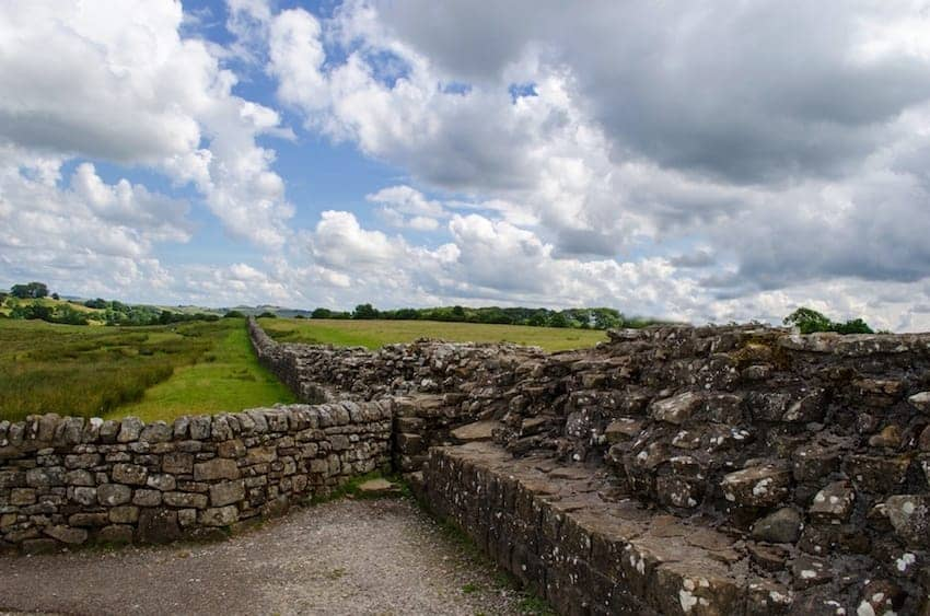 Find British - Hadrian's Wall