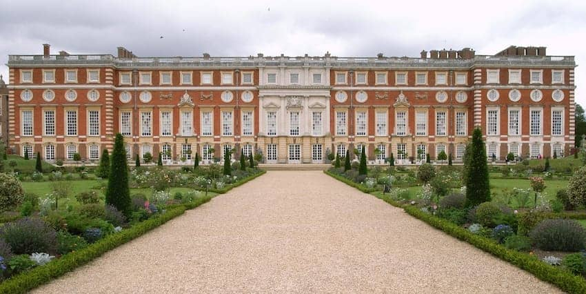 Find British - Hampton Court Palace