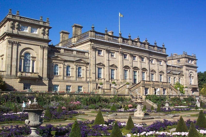 Find British - Harewood House