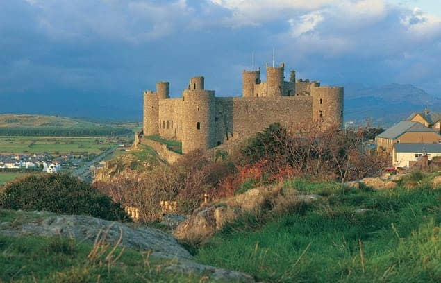 Find British - Harlech Castle