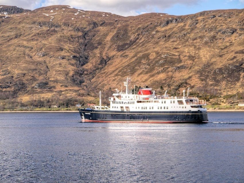 Find British - Hebridean Princess
