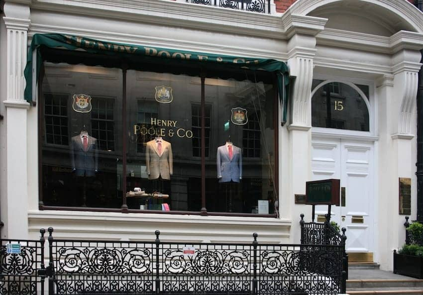Find British - Henry Poole & Co