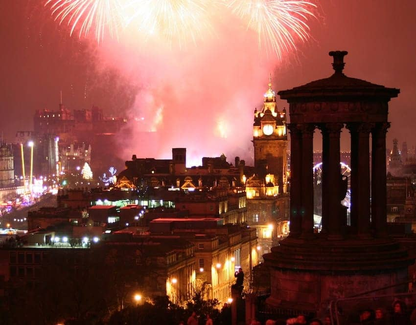 Find British - Hogmanay