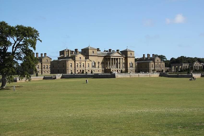 Find British - Holkham Hall
