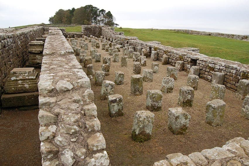 Find British - Housesteads Roman Fort