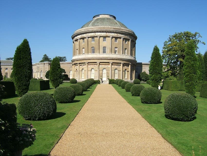 Find British - Ickworth House