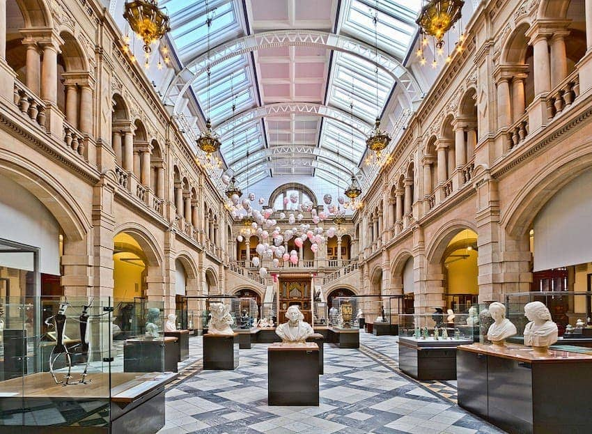 Find British - Kelvingrove Art Gallery