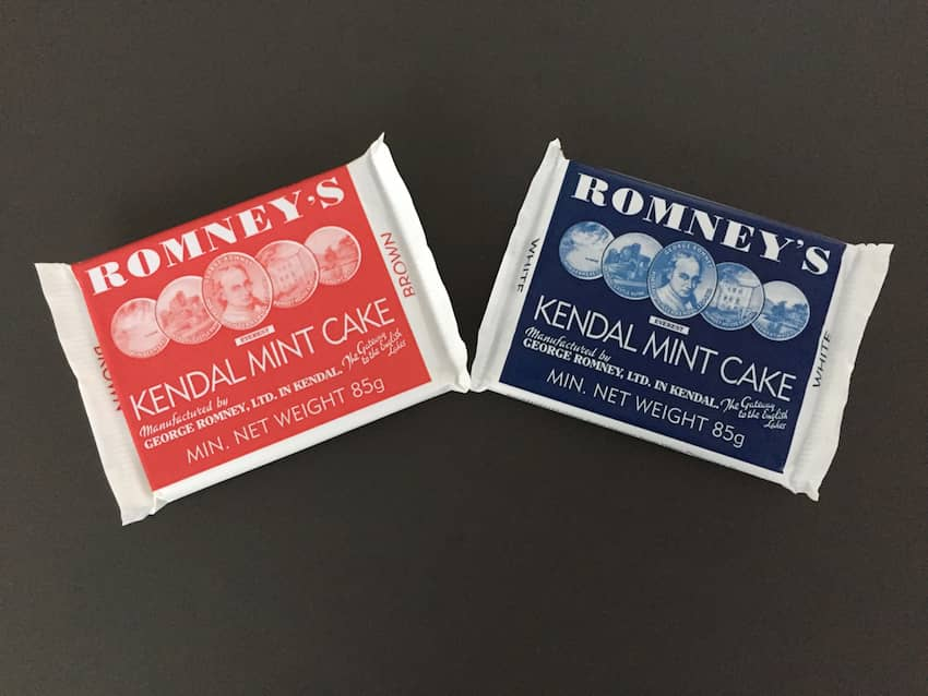 Find British - Kendal Mint Cake