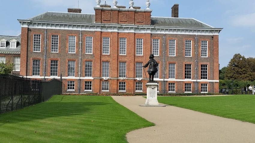 Find British - Kensington Palace