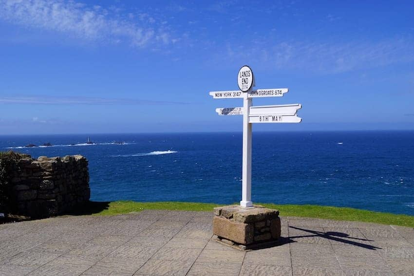 Find British - Land's End to John o'Groats