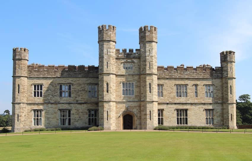 Find British - Leeds Castle