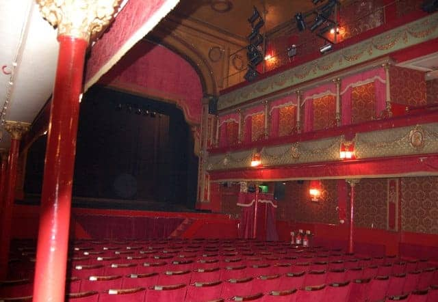 Find British - Leeds City Varieties