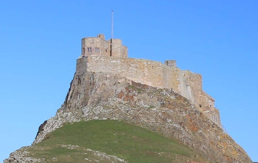 Find British - Lindisfarne Castle