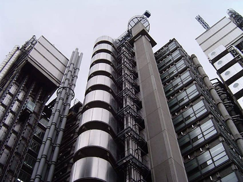 Find British - Lloyds of London